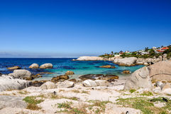 Boulders Beach - Simon's Town, Cape Town, South Africa Royalty Free Stock Photos