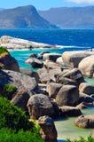 Boulders beach Simon's town, SA Stock Image
