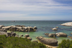 Boulders Beach in Simonstown Stock Image