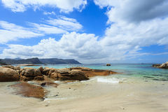 Boulders Beach in South Africa Stock Photo