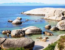 Boulders Beach, Western Cape, South Africa. Stock Photography