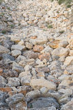 Boulders Royalty Free Stock Photos