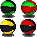Boule Images stock