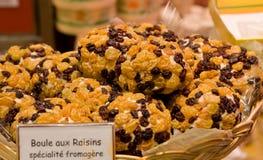 Boule aux raisins Royalty Free Stock Photo