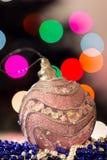 Boule d'arbre de Noël Image stock