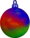 Boule d'arbre de Noël Image libre de droits