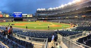 Boule dans le Bronx Photos stock