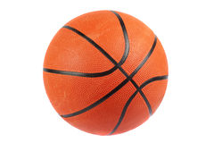 Boule de basket-ball Photo stock