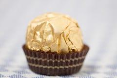 Boule de bonbons au chocolat Photo libre de droits
