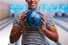 Boule de bowling photo libre de droits
