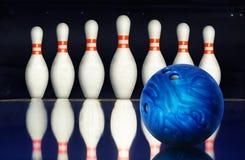 Bowling Images libres de droits