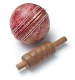 Boule de cricket Image libre de droits