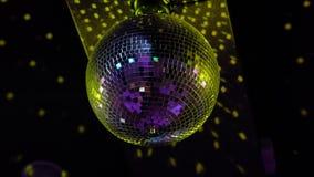 Boule de disco à la partie clips vidéos