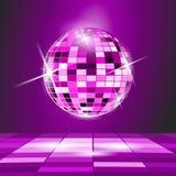 Boule de disco Photos libres de droits