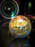 Boule de disco Image stock