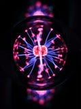 Boule de feu de l'électricité Photo libre de droits
