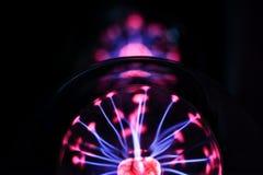Boule de feu de l'électricité Image stock