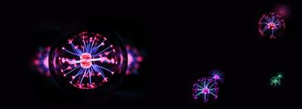 Boule de feu de l'électricité Photographie stock libre de droits
