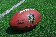 Boule de fonctionnaire de NFL photos stock