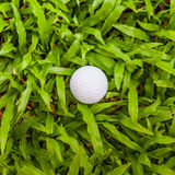 Boule de golf Photos stock