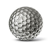 Boule de golf Photographie stock libre de droits