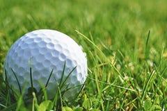 Boule de golf Photos stock