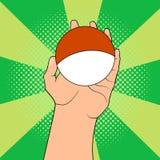 Boule de jeu disponible Photo stock