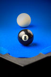 Boule de match jeu plus de Photo libre de droits