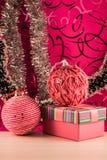 Boule de Noël photo stock