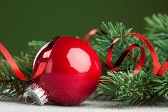 Boule de Noël images stock