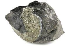 Boule de pyrite photographie stock libre de droits