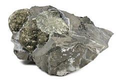 Boule de pyrite image stock