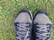 Boule de rotin, boule de takraw sur l'herbe verte Image libre de droits