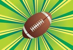 Boule de rugby Images libres de droits