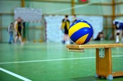 Boule de volleyball Images libres de droits