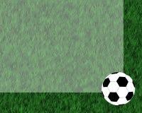 Boule du football images stock