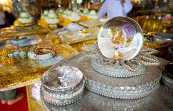 Boule magique Photos libres de droits
