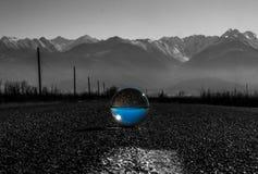 Boule magique Images libres de droits