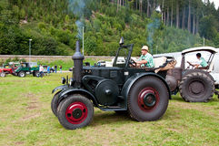 Bouledogue de Lanz de tracteur Images stock