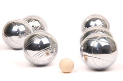 Boules Royalty Free Stock Photos