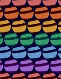 Boules colorées (lanternes de fête) Photographie stock libre de droits