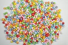 Boules de couleur Photographie stock
