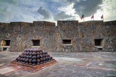 Boules de Cristobal Photo libre de droits