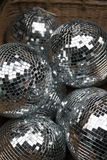 Boules de disco Images libres de droits