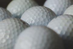 Boules de golf Photo libre de droits