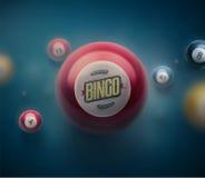 Boules de loterie Photographie stock libre de droits