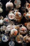 Boules de Noël Images stock