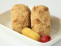 Boules de riz Photos libres de droits