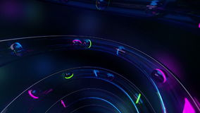 Boules de roulement illustration libre de droits