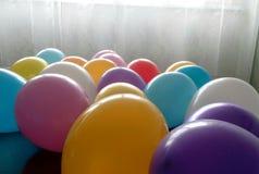 Boules de scintillement Photo libre de droits